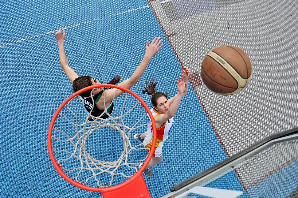 2 - The TUMO Basketball Players from the National Team