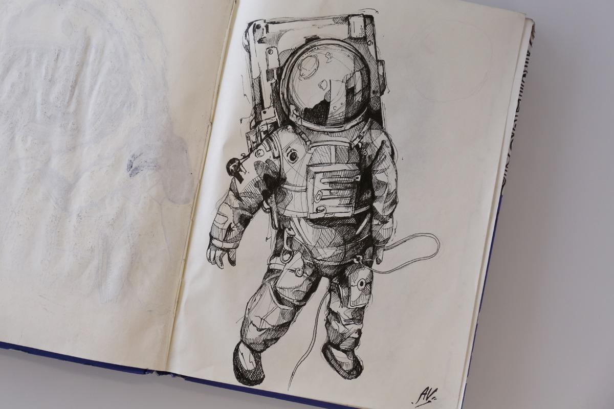 IMG 0545 - Ավետիք Ներսիսյանը, այլմոլորակայիններն ու հիպերռեալիստական դիմանկարը