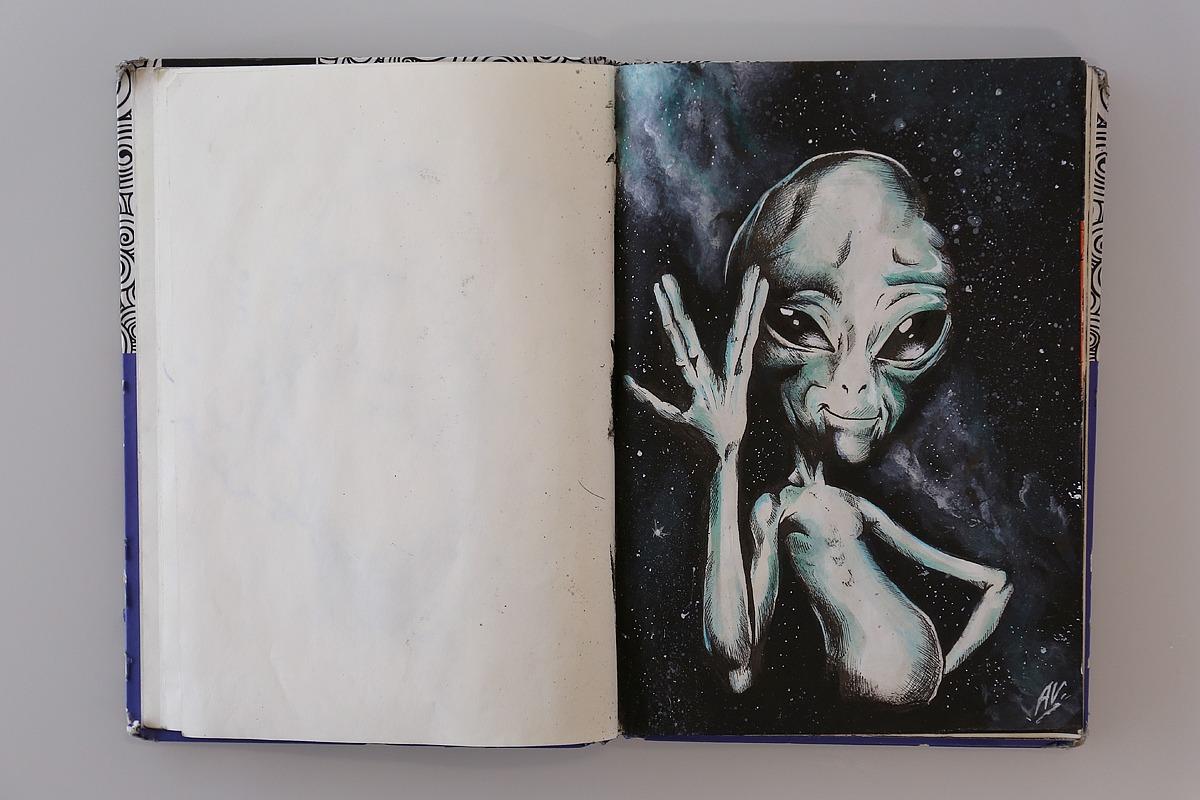 IMG 0558 - Ավետիք Ներսիսյանը, այլմոլորակայիններն ու հիպերռեալիստական դիմանկարը