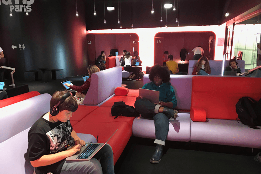 4 8 - TUMO Paris Opens Its Doors to Its First Students