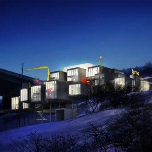 Թումո ստուդիաների ապագա տունը