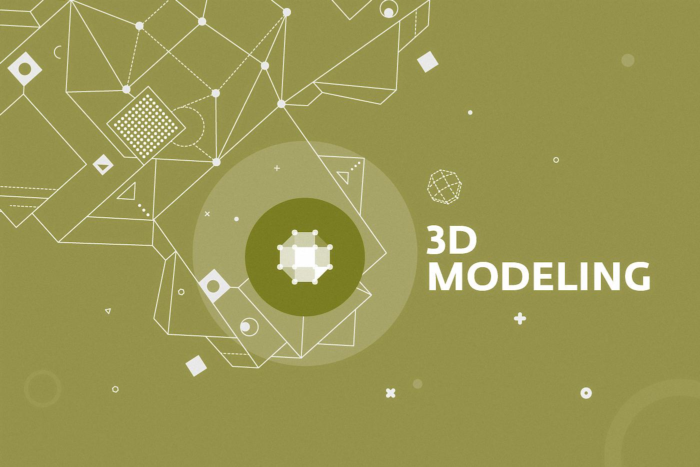 3d - 3D Modeling