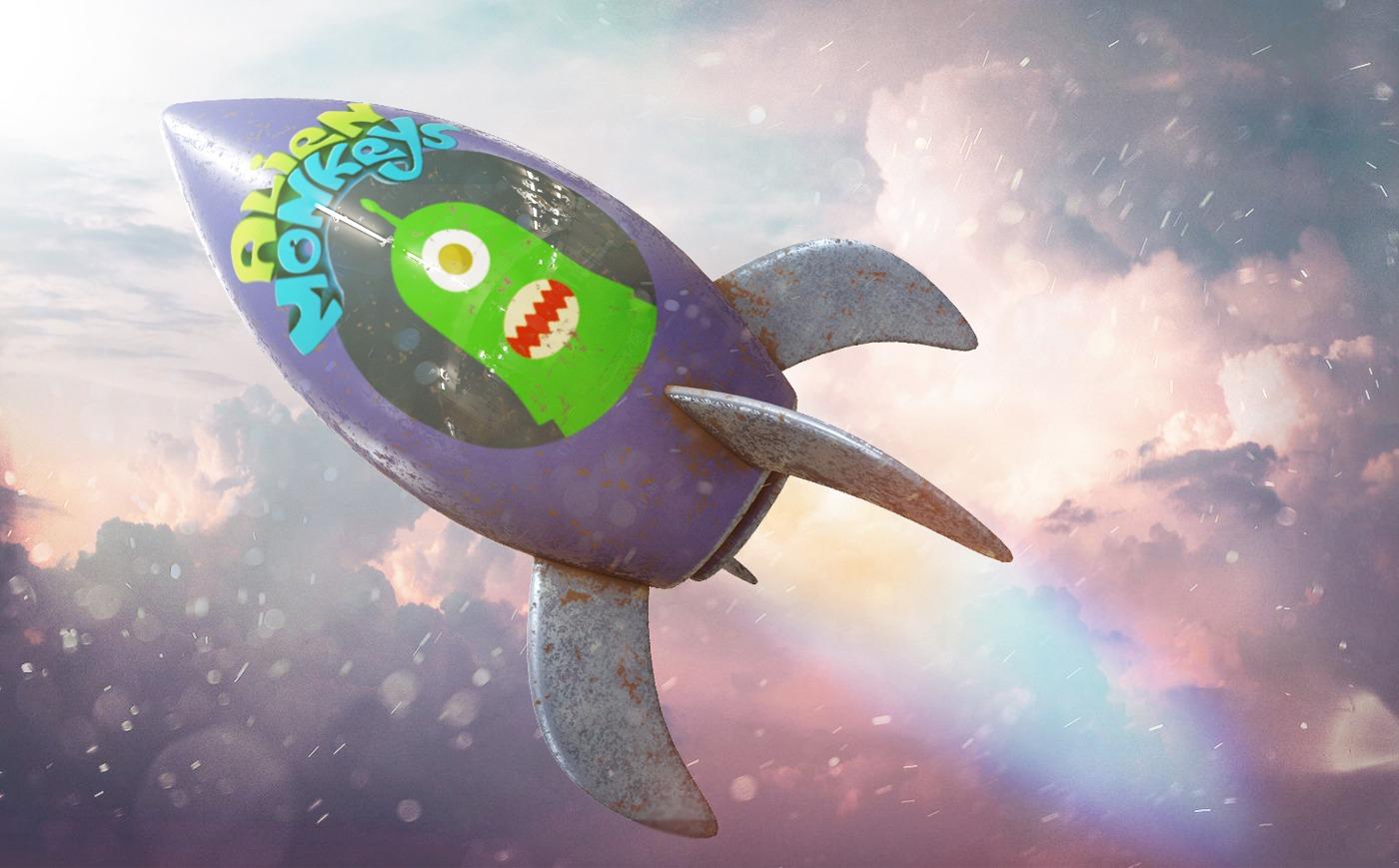 alien - Մոդելավորելով ապագան եռաչափ ֆորմատով