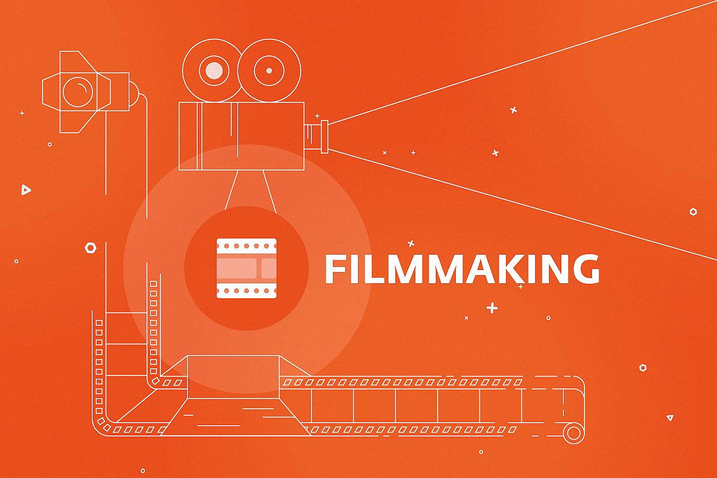 filmmaking - Lights, camera, TUMO!