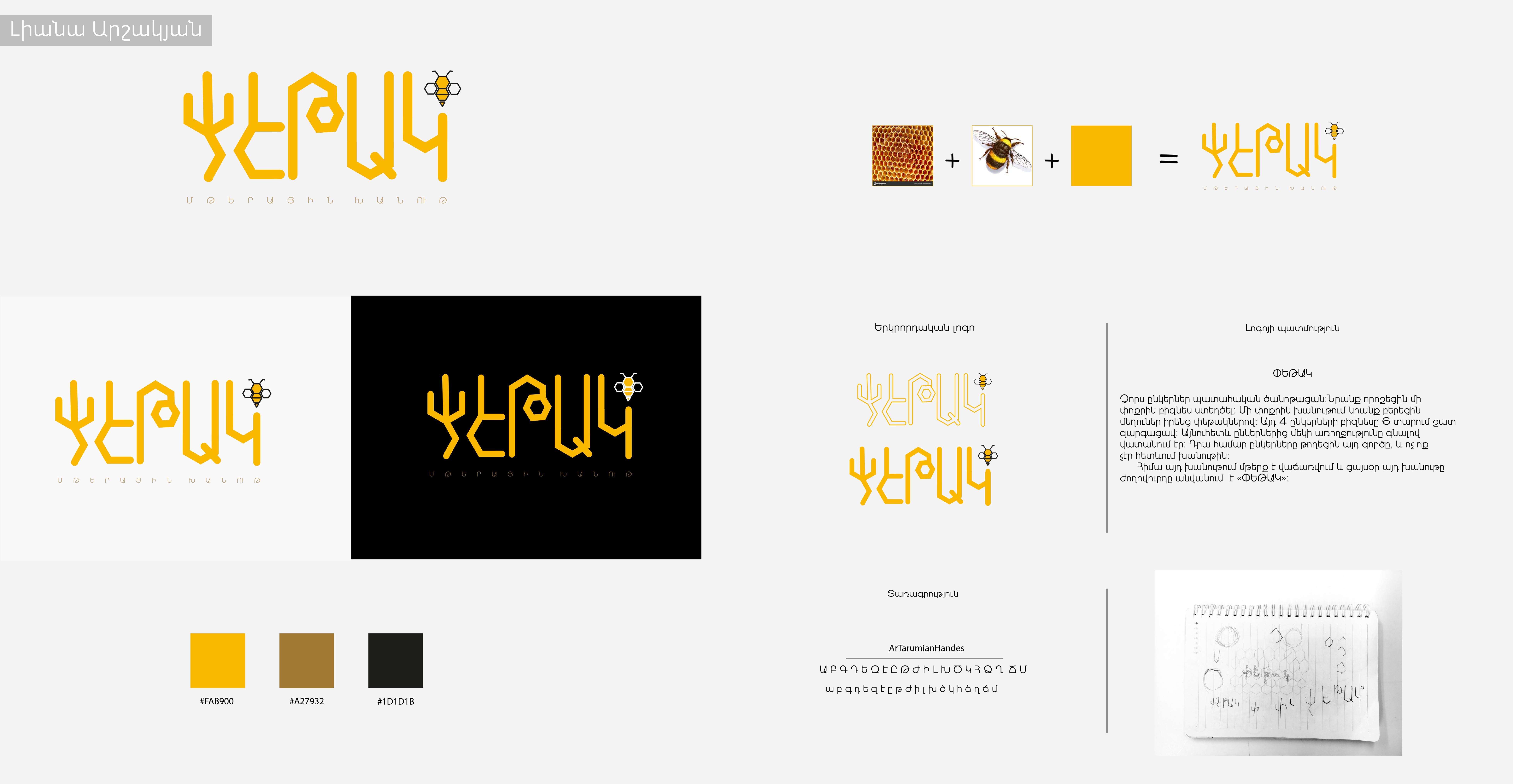 liana arshakyan - Գրաֆիկական դիզայն