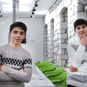 #TUMOSpotlight on Stepanakert's Friends in Tech