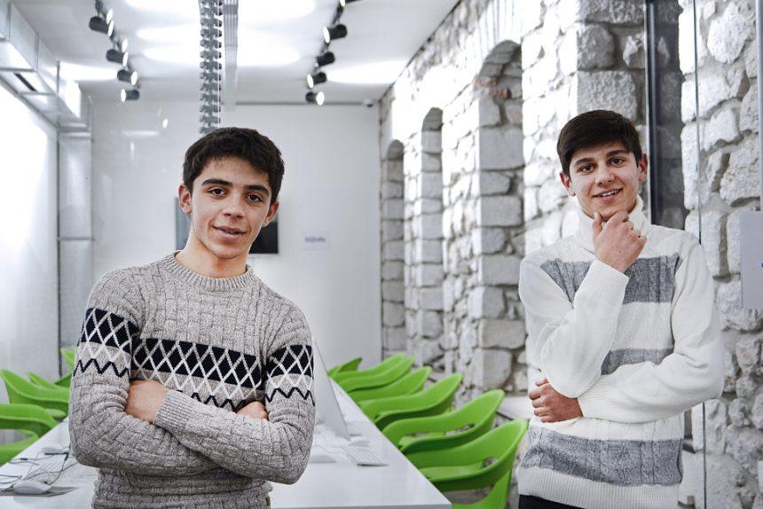 #TUMOSpotlight on Stepanakert's Friends in Tech