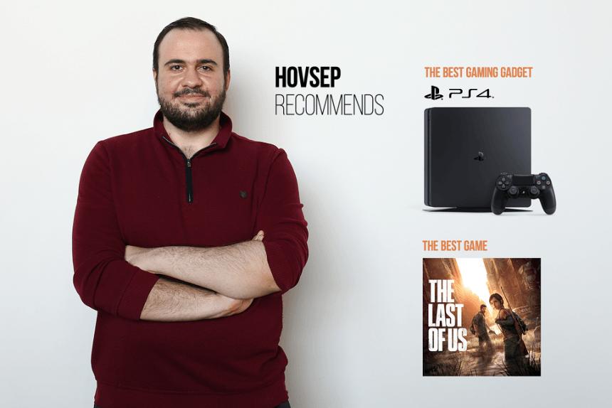 #TUMOSpotlight on Hovsep Stepanyan, the Gamer