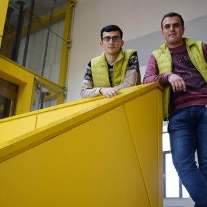 #TUMOspotlight. Գևորգն ու Սամվելը՝ ուսանողից մինչև մարզիչ