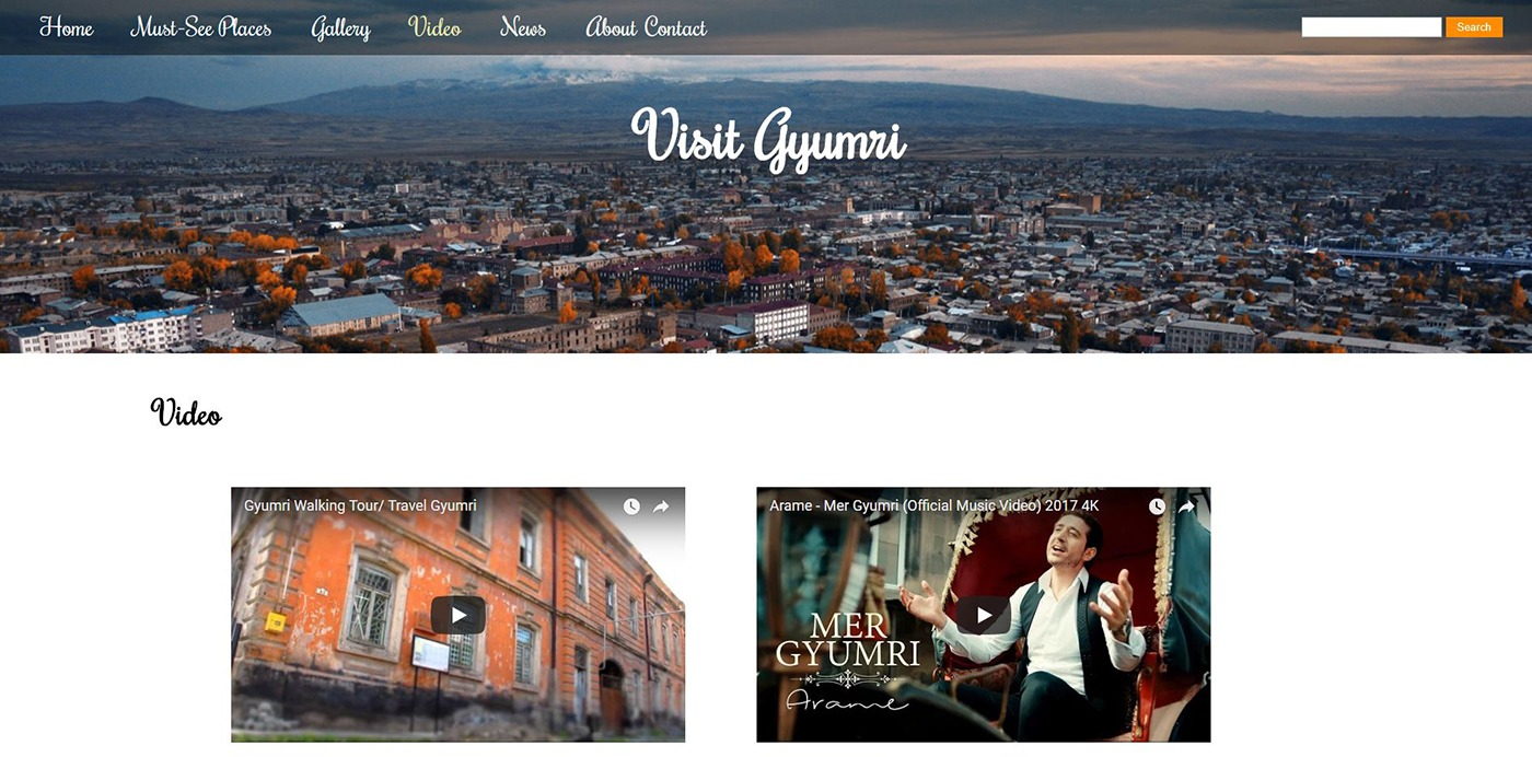 3 4 - Visit Gyumri Website