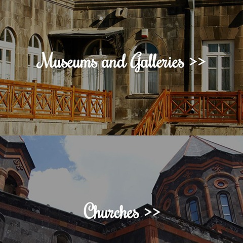 Visit Gyumri Website