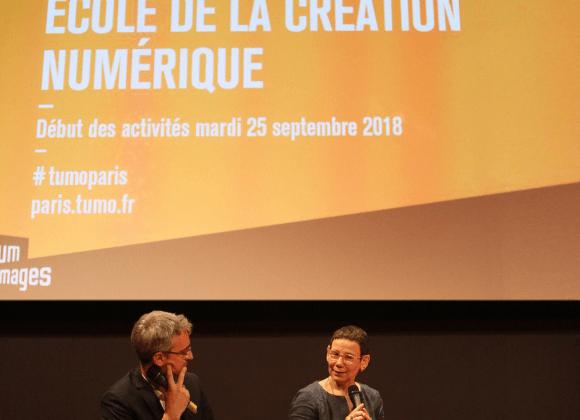 TUMO Paris Official Presentation