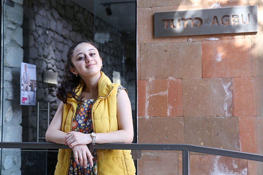 Դիանա Բալուղյան․ տրանսֆերով ուսանողից մարզիչ