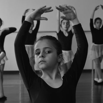 Photostory from Gyumri's Ballet School