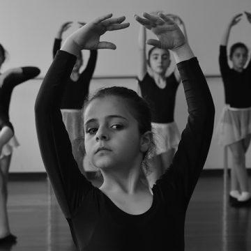 Photostory from Gyumri's Ballet School