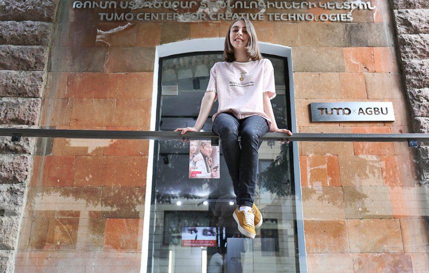 Self-confidence as a Skill – #TUMOSpotlight on Meri Mkrtumyan