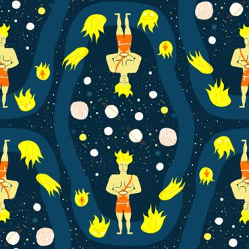 Designs based on Armenian mythology