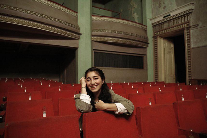 Marina Khachatryan: Tumo Stepanakert's Eye