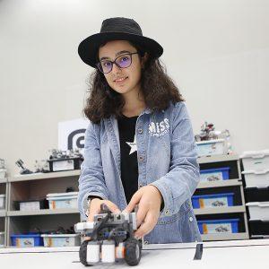 TUMO Student Ani Beglaryan Volunteers at TUMO and Beyond