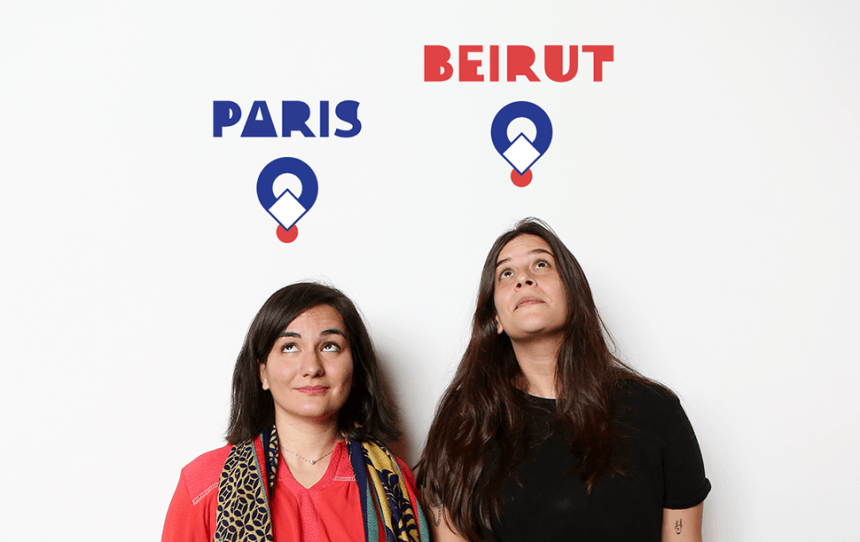 Paris & Beirut: TUMO's International Managers Ariane and Lama