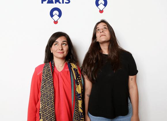 Փարիզ — Բեյրութ. Միջազգային Թումոների ղեկավարներ Արիանն ու Լաման