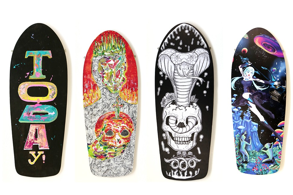 1 - Skateboard Design With Ossi Pirkonen