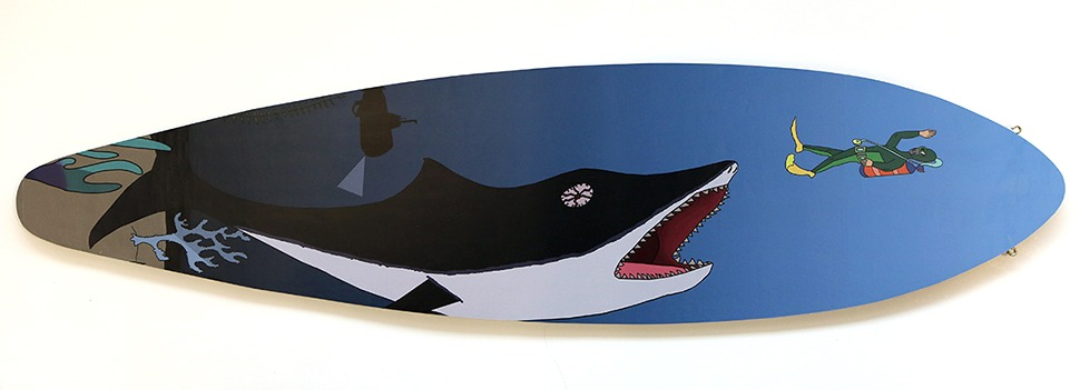 IMG 4256 - Skateboard Design With Ossi Pirkonen