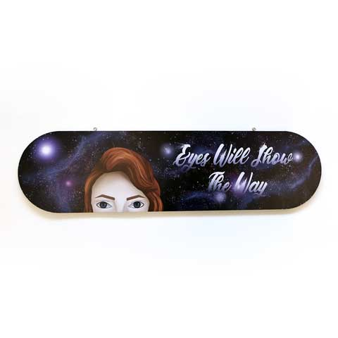 Untitled 1 - Skateboard Design With Ossi Pirkonen