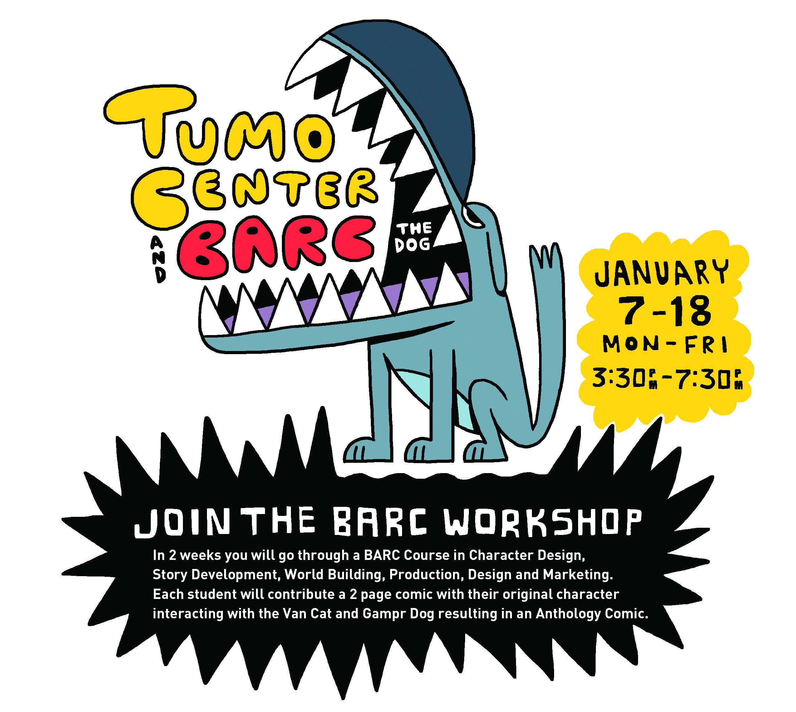 cropped site - BARC The Dog-ը Թումոյում