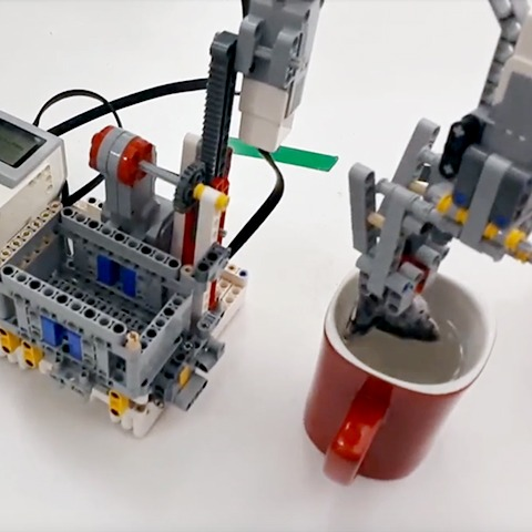 Capture - Tea Making Robot