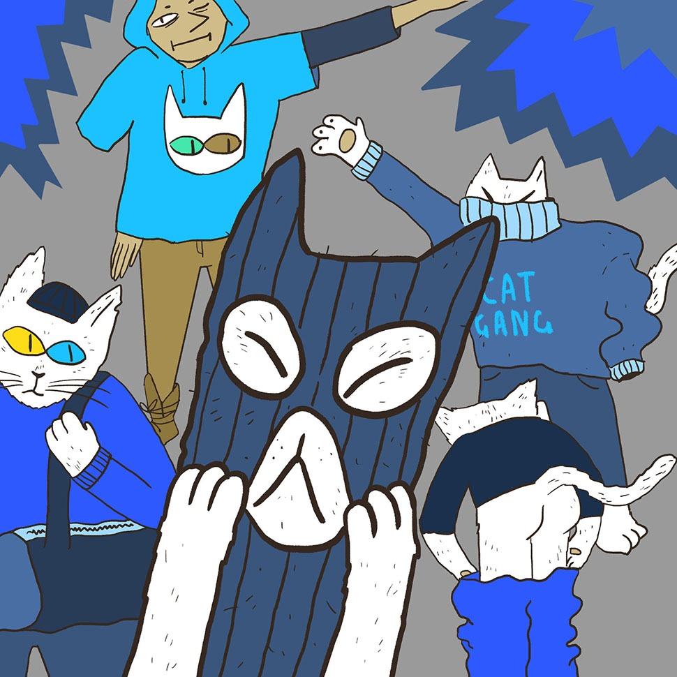 Lusine Torgomyan - Comics Design with Alex Lansang