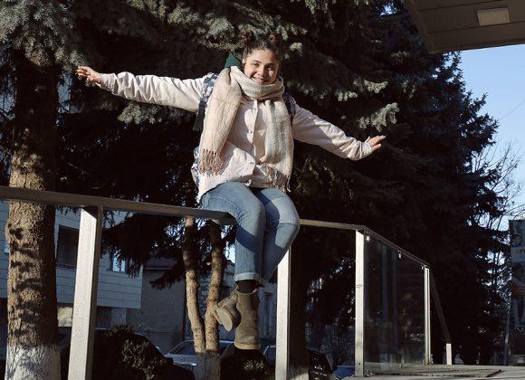 Valeria Harutyunyan and her TUMO Marathon