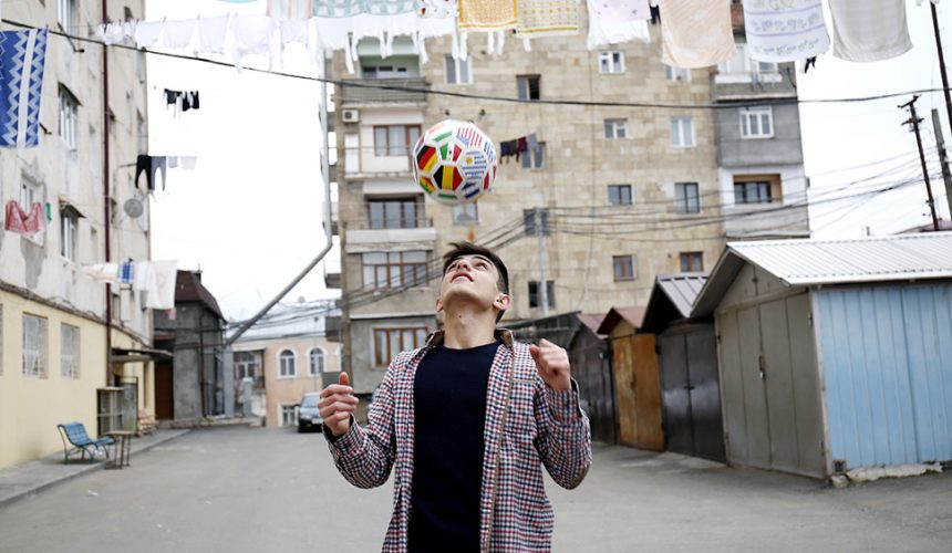 Yuri Mkrtumyan: Lover of Soccer and IT