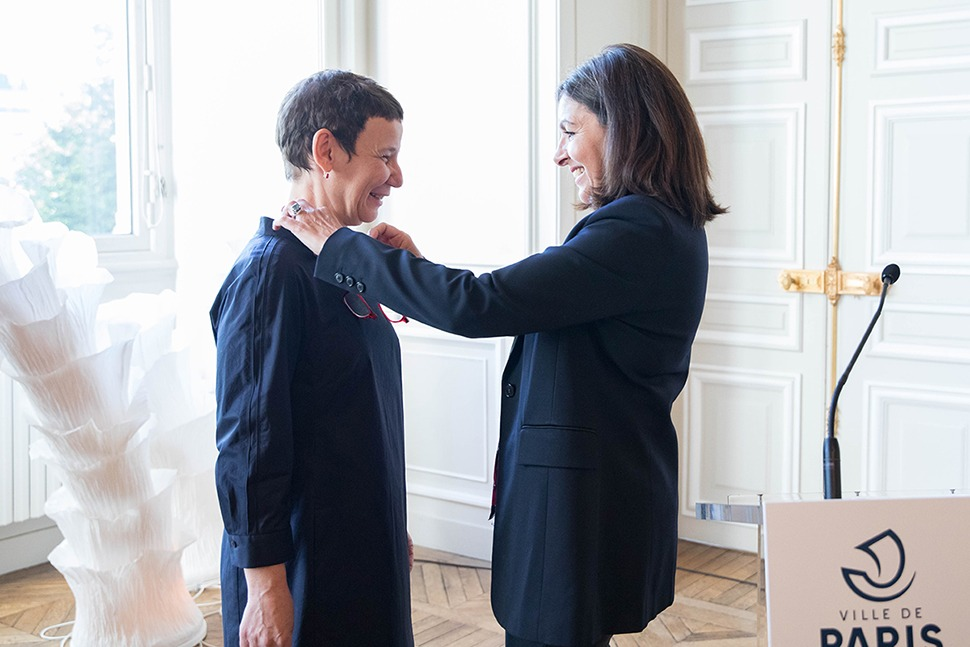 0J3A6796 14 - TUMO CEO Marie Lou Papazian Knighted by the Ordre des Palmes Académiques