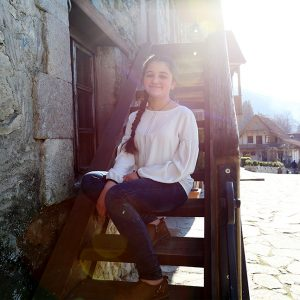 Seven Days with TUMO Dilijan Student Yelena Beklaryan