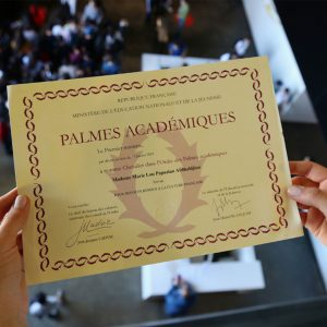 Marie Lou Papazian to be Honored by Ordre des Palmes Académiques