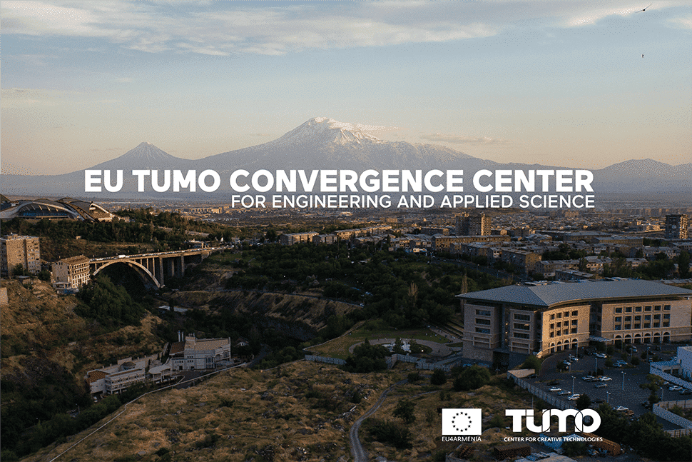 Convergence.center - EU TUMO Convergence Center Partners with 42 to Bring the World Class Coding School to Armenia