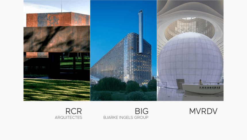 Ճարտարապետական աշխարհի երեք հսկաներ մրցում են Երևանյան նախագծի համար
