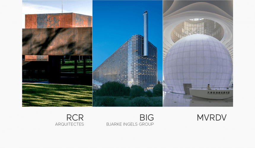 Three Giants of Architecture Selected to Compete for Yerevan Project