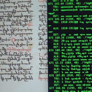 Deciphering Manuscripts and Handwriting with Calfa