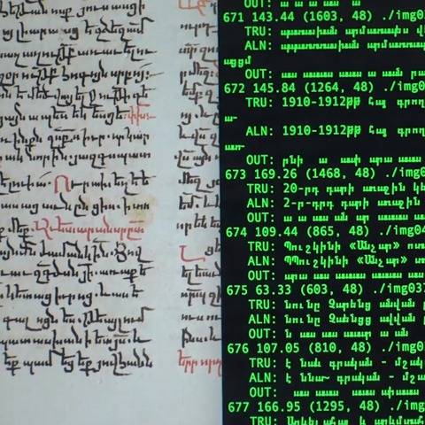 Deciphering Manuscripts and Handwriting with Calfa