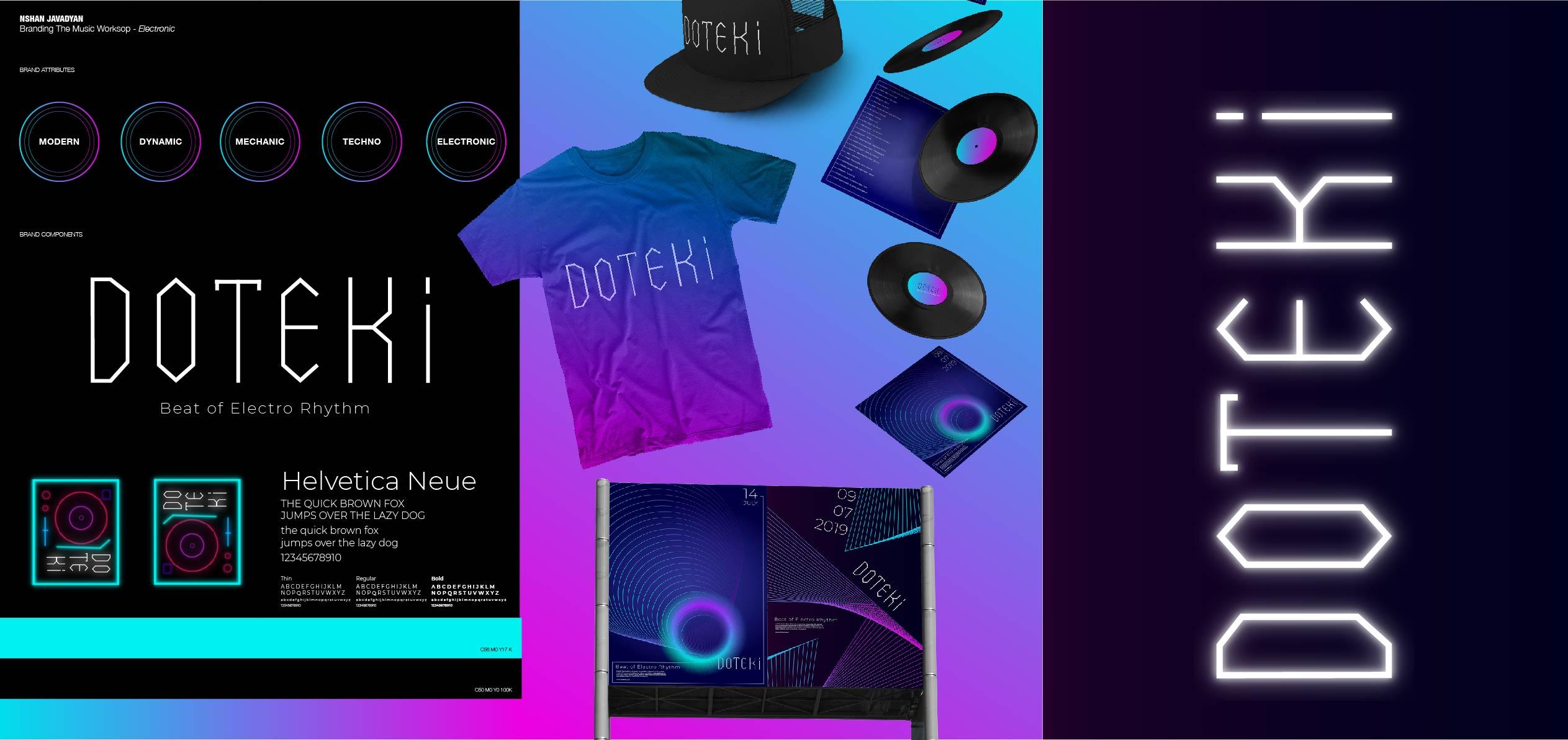 Nshan Javadyan Electronic - Branding Music Genres with Martin Zarian