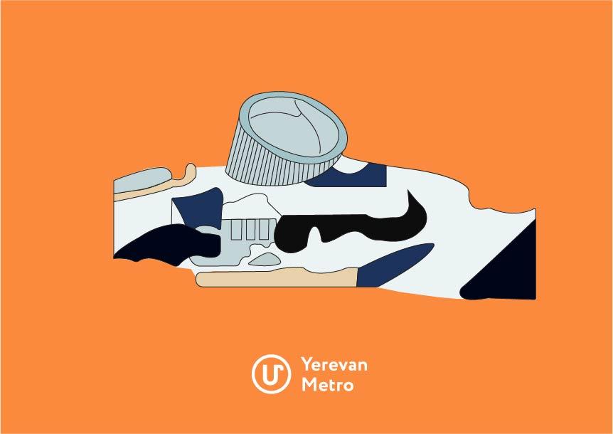 metrocard - Illustrating Metro Passes with Natasha Dzola