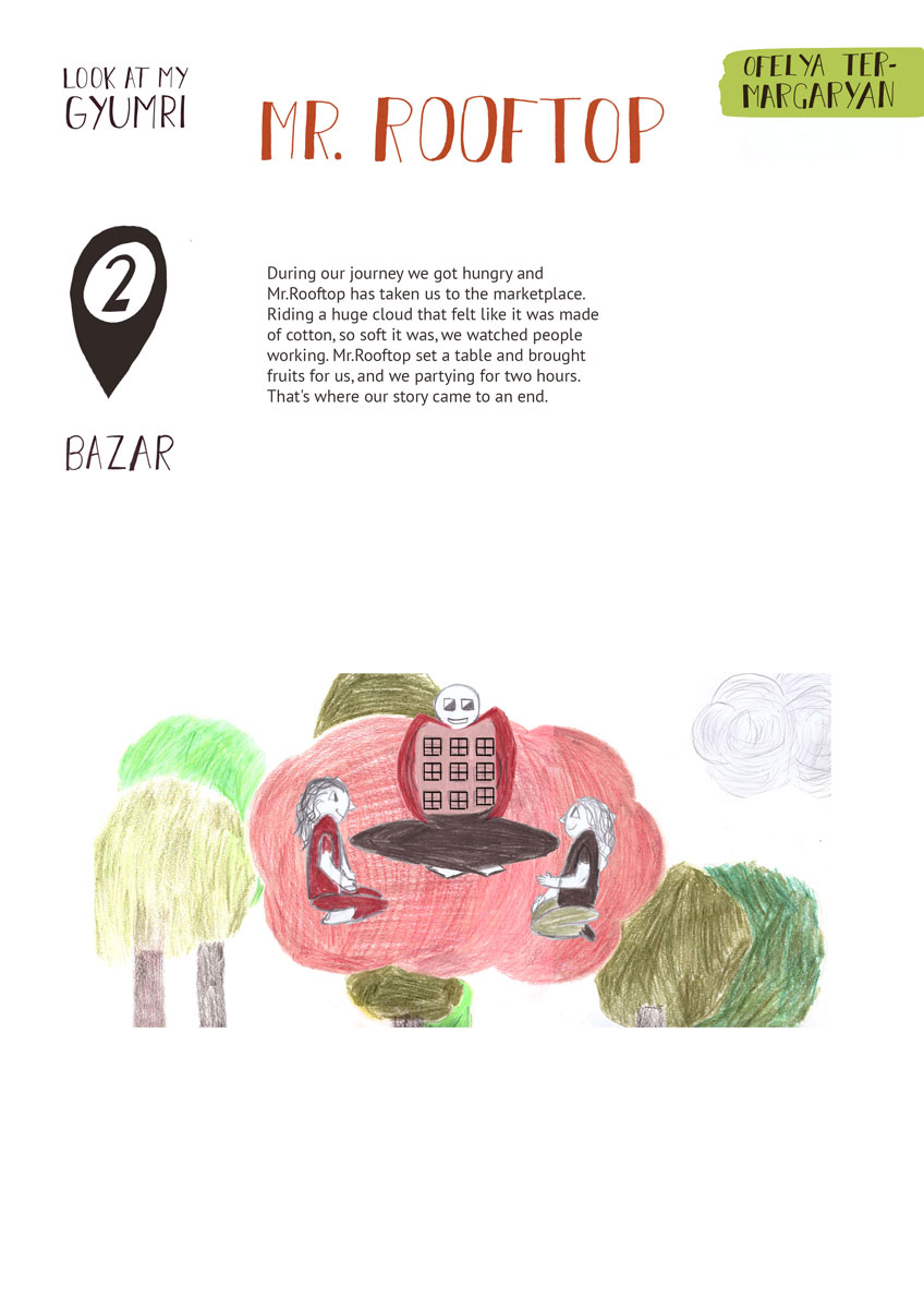 4 - Gyumri Alternative Map with Ksenia Kopalova