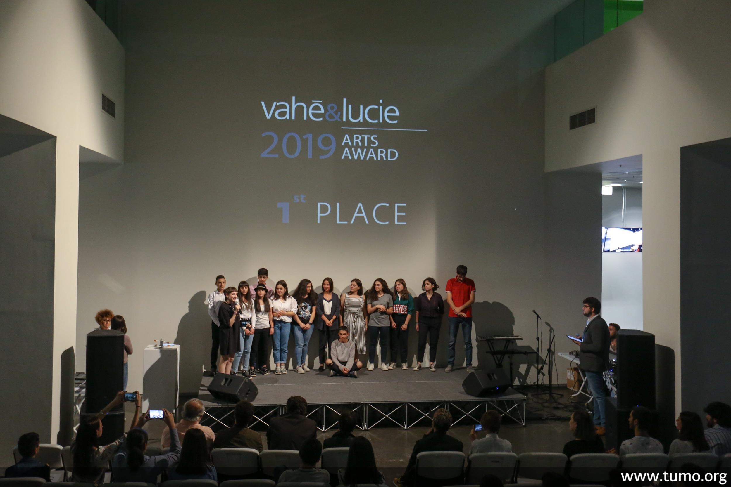 IMG 8709 1 - Վահէ և Լյուսի 2019 մրցանակաբաշխությունը կայացավ