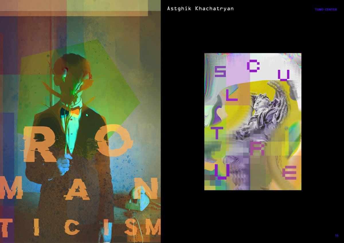 tumo presentation 15 - Գլիտչ արվեստ Աննա Լաշիկի հետ