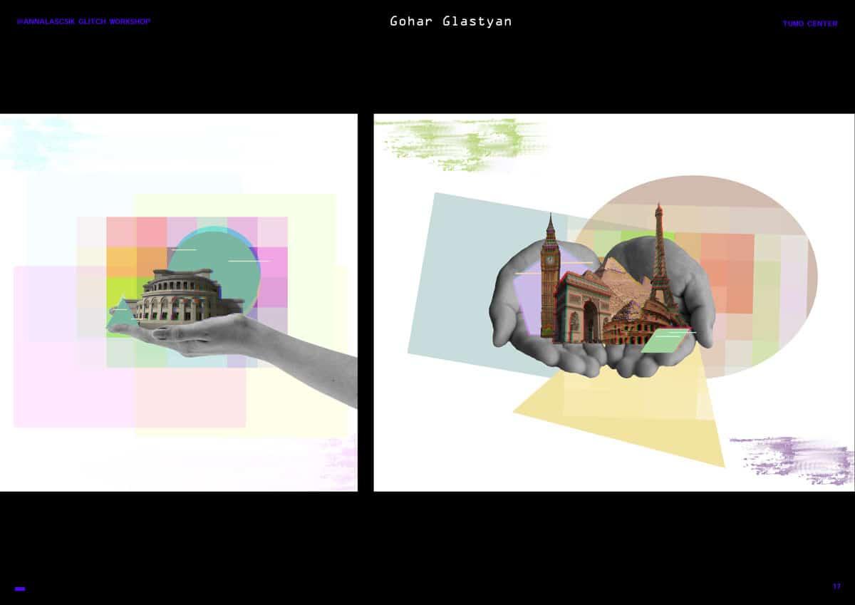 tumo presentation 17 - Գլիտչ արվեստ Աննա Լաշիկի հետ
