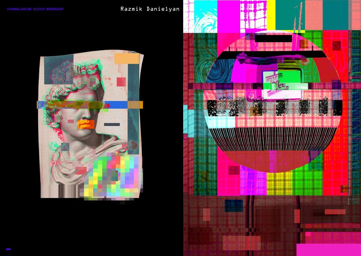 tumo presentation 37 - Գլիտչ արվեստ Աննա Լաշիկի հետ
