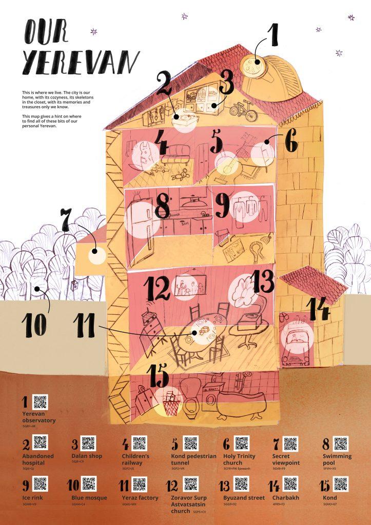 00 yerevan map 723x1024 - Երևանի այլընտրանքային քարտեզ Քսենիա Կոպալովայի հետ