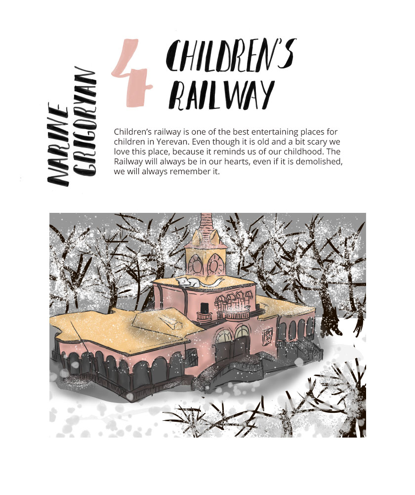 04 narine - Yerevan Alternative Map with Ksenia Kopalova